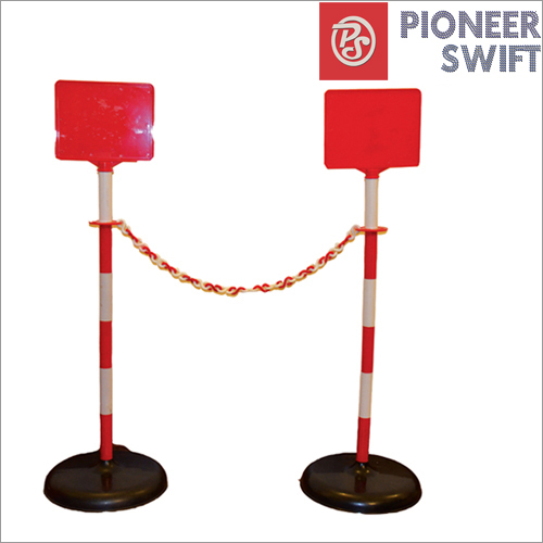 Plastic Q-Maner (Barrier)