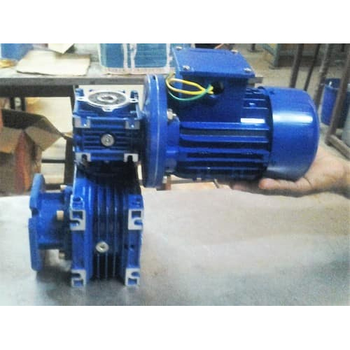 2 STAGE GEARED MOTOR