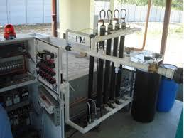 Electro Coagulation Plant