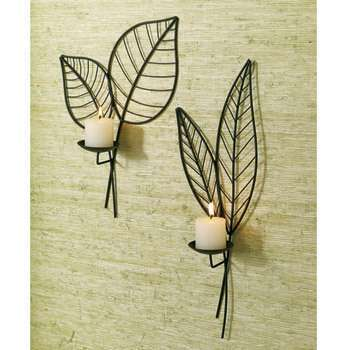 Metal Craft Candel Stand