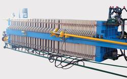 Automatic Membrane Filter Press