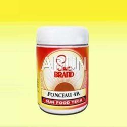 Ponceau 4R Food Colours