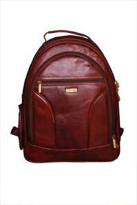 NDM Leather Backpacks Laptop Bags
