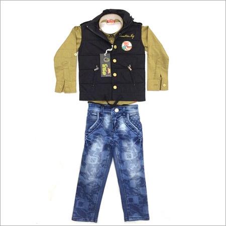 Summer Jacket Baba Suit