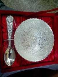 Designer Silver Plated Bowls