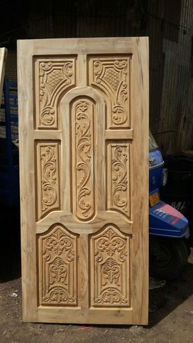 Antique Teak Doors