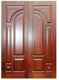 Designer Teak Wooden Doors