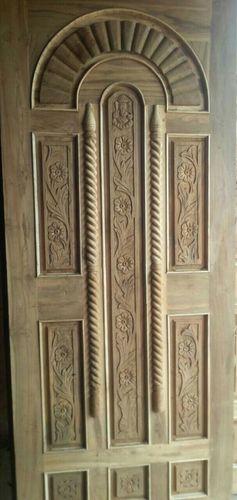 Teak Wooden Door Exporter