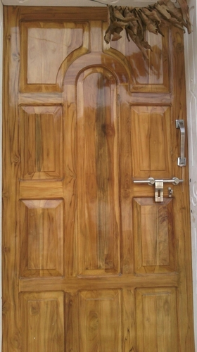 Teak Wooden Doors In Jamnagar
