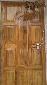 Teak Wooden Doors In Jamnagar