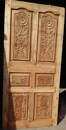 Teak Wooden Doors Manufacturer