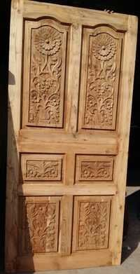 Teak Wooden Doors Manufacturer