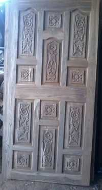 Teak Wooden Doors Manufacturer In Gujarat