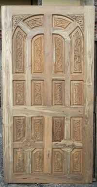 Teak Wood Entrance Door Teak Wood Entrance Door Exporter
