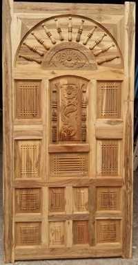 Teak Wooden Doors Trader