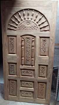 Rajwadi Entrance Door
