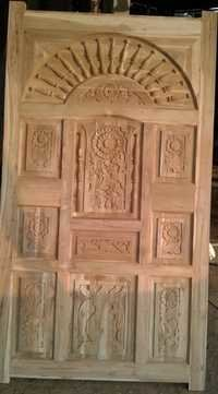 Rajwadi Traditional Door