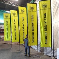 Advertising Customized Flag