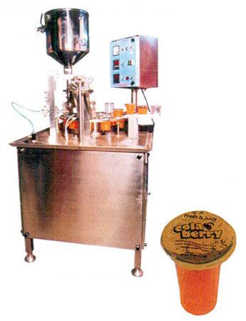 Disposabal Glass Packing Machine