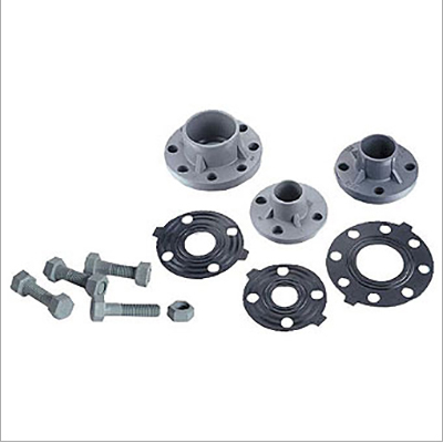 Flange And Screw