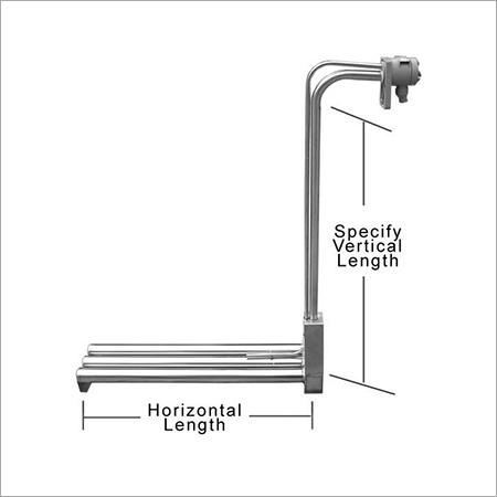 Sus304 Stainless Steel Heater