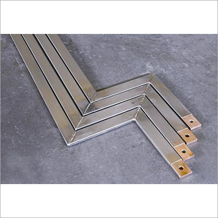 Ti Copper Anode Flat Bar