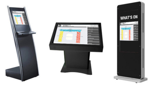 Multi Touch Kiosks