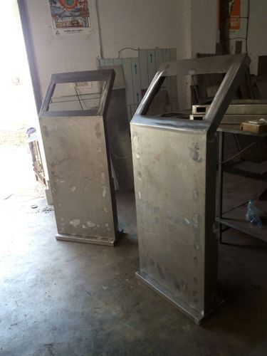 Kiosk Designing & Fabrication