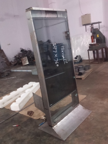 Digital Signage Stand Fabrication