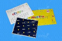Plastic Printed Envelope