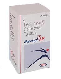 Hepcinat-Lp 400 Mg Tablets