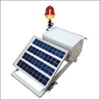 Solar Low Intensity Aviation Obstruction Light