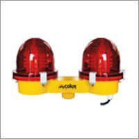 Dual Dome Low Intensity Aviation Light