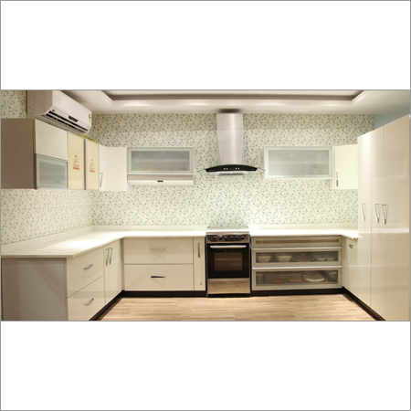 Durable Modular Kitchen