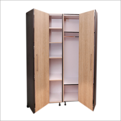 Durable Wooden Wardrobe