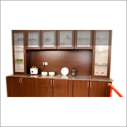 Designer Crockery Unit