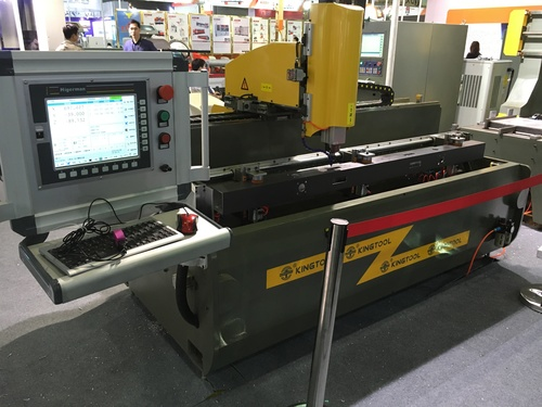 KT-G393 Aluminum Profile CNC Drilling Milling Machine