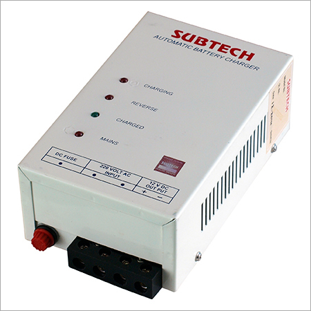 Automatic Battery Charger SMPS Based or Transformer based