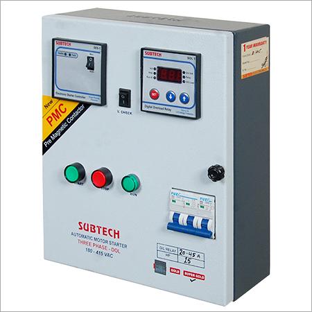 DOL Motor Starter or Three Phase motor Starter or Submersible Panel or DOL Starter