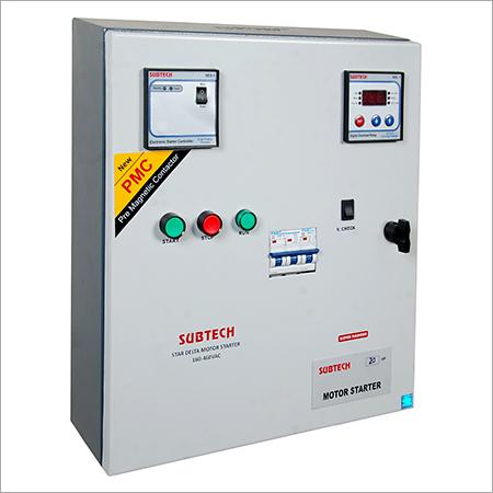 Star Delta Motor Starter or SDS Motor Starter or Three Phase Motor Starter