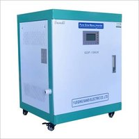15000 Watt Power Pure Sine Wave Single