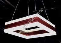 Decorative Square Hanging Light