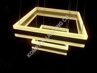 Decorative Square Hanging Lights