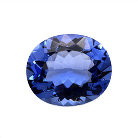 Oval Shape Faceted Nano crystal