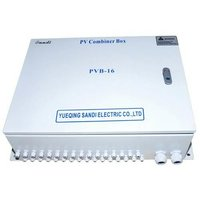 PV Array Combiner box 16 in 1 out for for Solar Power Plant