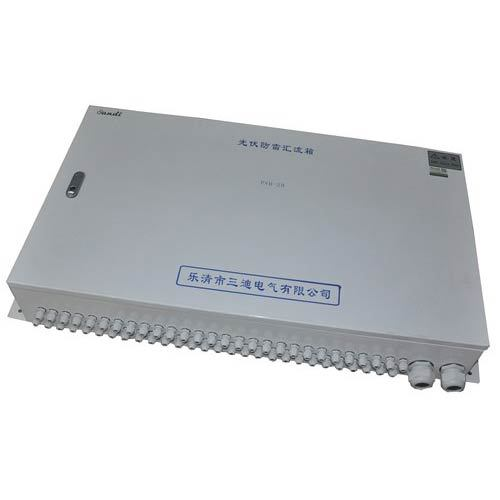 Ip65 Intelligent Monitoring Strings Combiner Boxes