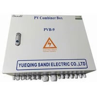 PV Array String Combiner Boxes