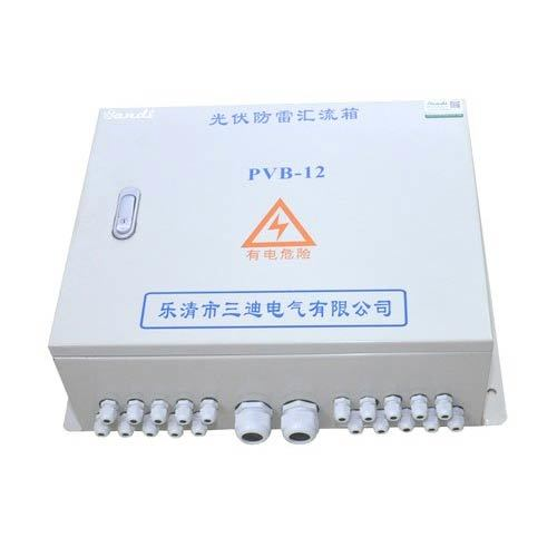Solar Array Junction Box 12 In 1 Out