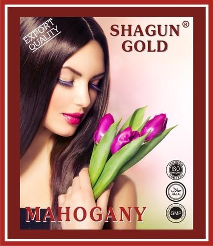 Henna Based Mahogany Hair Dyes