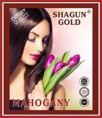 Henna Based Mahogany Hair Dyes